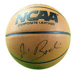 Jim Boeheim Signed NCAA Basketball (Signed in Black)