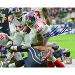 Landon Collins Signed New York Giants Interception 8x10 Photo