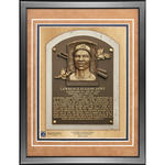 Larry Doby 11x14 Framed Baseball Hall of Fame Plaque