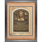 Bobby Doerr 11x14 Framed Baseball Hall of Fame Plaque