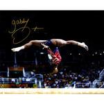 Gabby Douglas Signed Over Beam 16x20 Photo