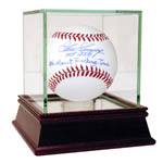 Goose Gossage Signed MLB Baseball w/ 'HOF 2008, It's About Fucking Time' Insc.