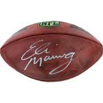 Eli Manning Signed NFL Duke Football
