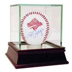 Tino Martinez Signed 1996 World Series Baseball (MLB Auth)