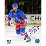 Brandon Pirri Signed New York Rangers 8x10 Photo