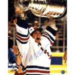 Mike Richter 1994 Cup Over Head 16X20