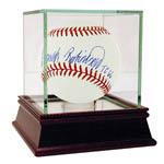 Frank Robinson MLB Baseball w/ 'TC 66' Insc.