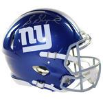 Sterling Shepard Signed New York Giants Full Size Authentic Speed Helmet (SSM/Fanatics)