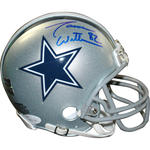 Jason Witten Signed Dallas Cowboys Mini Replica Helmet (JSA)