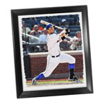 David Wright Framed Stretched 32X40 Canvas Uns