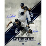 Andy Pettitte & Jorge Posada Dual Signed New York Batterymates 16x20 Photo (LE/46)